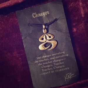 Jewelry - Charm of the Changer